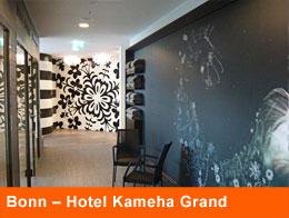 Bonn – Fünf Sterne Hotel Kameha Grand