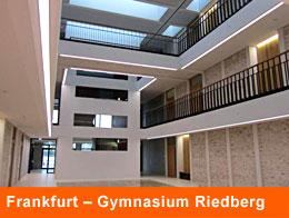 Frankfurt Riedberg – Gymnasium Riedberg