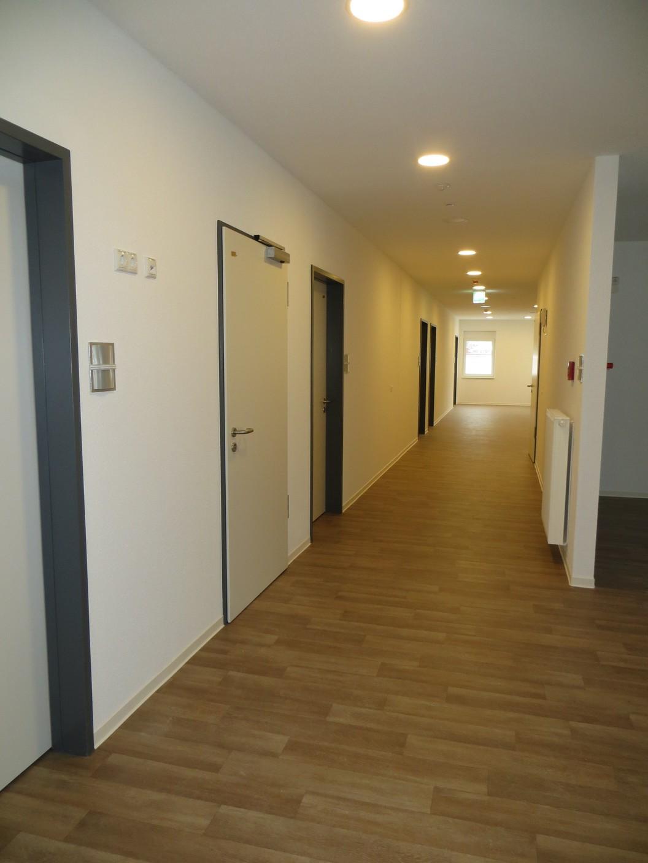 Umbau / Sanierung zum Wohnquartier  Lindenhof Friedrichroda