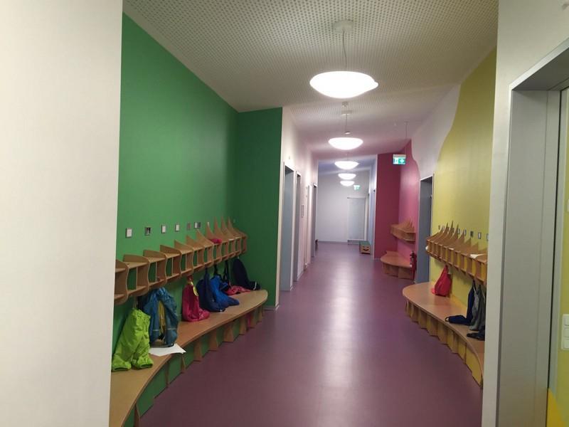 Neubau Kindertagesstätte Abenteuerland,  Alten-Busek